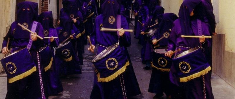 calandanazareno - banda tambores y bombos