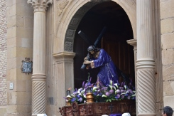 Jesús Nazareno Procesión del Santo Entierro 2017 - Foto de Oscar Solano Pérez