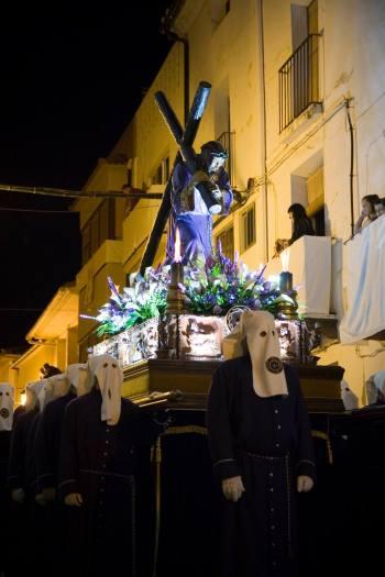 Cofradía Jesús Nazareno en La Soledad 2017 - Foto Mamen Navarro
