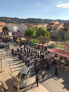 Domingo de Ramos Calanda 2017 - Burrica