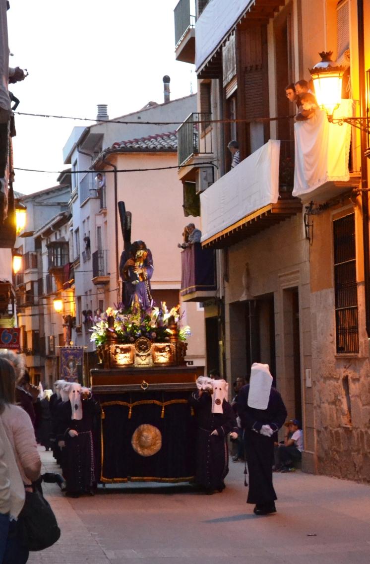 Jesús Nazareno Semana Santa 2017 - Foto de María Luisa Lucío Sánchez