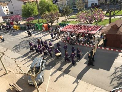 Domingo de Ramos Calanda 2017 - Santísimo