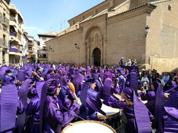 Semana Santa Calanda El Pregón 2017 - foto de Juanma Bernad