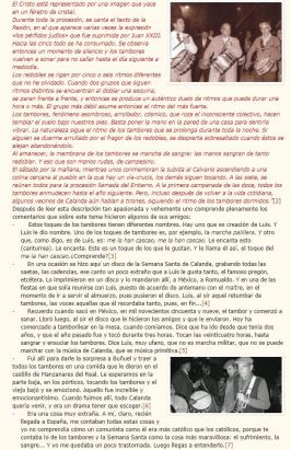 """""""Los Tambores de Calanda en la obra de Luis Buñuel"""""""