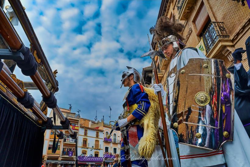 Procesión Santo Entierro Semana Santa Calanda 2017 - Manuel Cobano