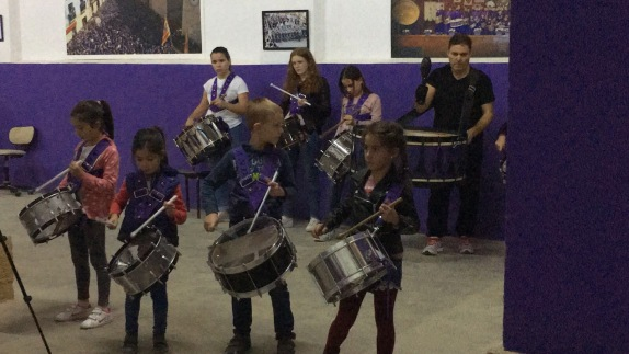 Escuela del tambor y del bombo 2017/2018