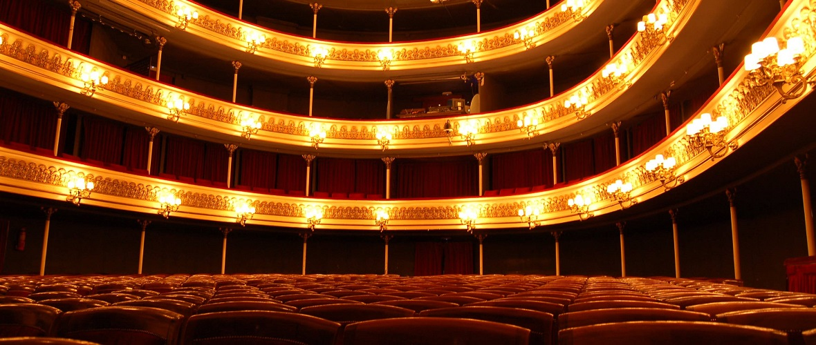calandanazareno - Teatro principal zaragoza