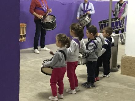 Escuela del Tambor y del bombo 24-11-2017