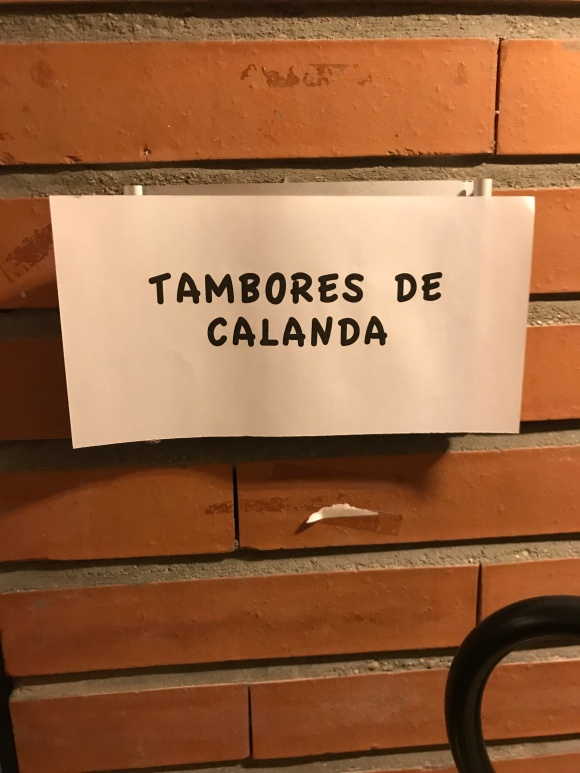 """""""Buñuel del Deseo"""" Tambores y bombos de Calanda en el Teatro Principal de Zaragoza (15/12/2017)"""