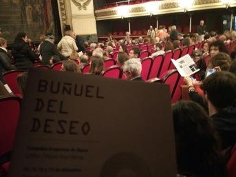 """""""Buñuel del Deseo"""" Teatro Principal de Zaragoza"""