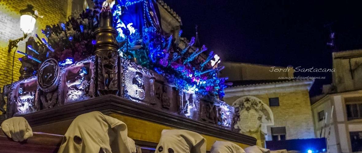 calandanazareno - Semana Santa 2016 (Foto Jordi Santacana)