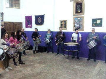 Ensayo Cofradía Jesús Nazareno 2018-02-23