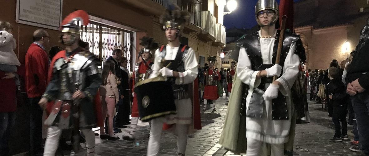 calandanazareno - Jueves Santo 2018