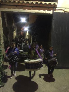 Cofradía Jesús Nazareno de Calanda - Ensayo 16-03-2018