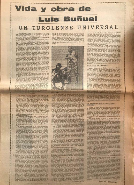 Diario de Teruel Especial Semana Santa 1984 -3