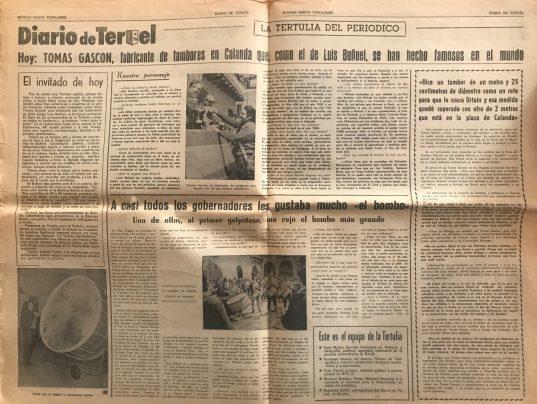 Diario de Teruel Especial Semana Santa 1984 -4