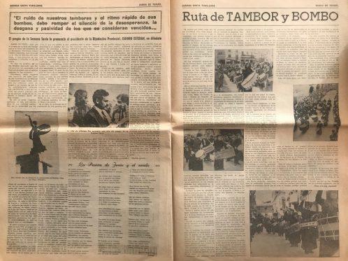 Diario de Teruel Especial Semana Santa 1984 -6