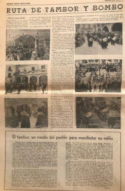 Diario de Teruel Especial Semana Santa 1984 -7