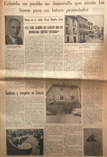 Diario de Teruel Especial Semana Santa 1984 -8