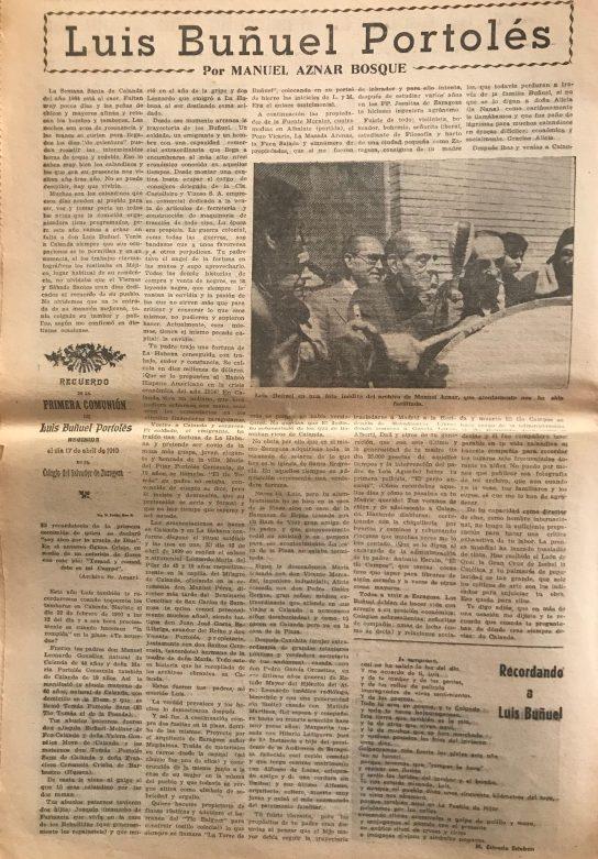 Diario de Teruel Especial Semana Santa 1984 -9