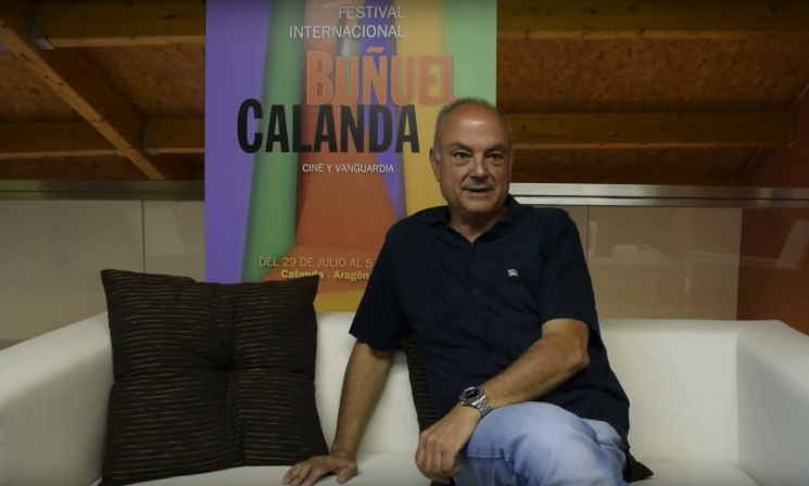 Jordi Xifra Festival Cine Buñuel Calanda