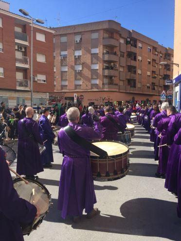Mula 2018 - Desfile Pueblos Calanda