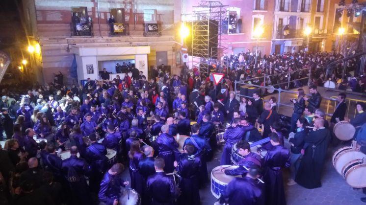 Jornadas Nacionales Mula 2018 grupo Calanda