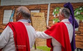 """Semana Santa de Calanda - """"El Pregón"""" - Foto de Jordi Santacana"""