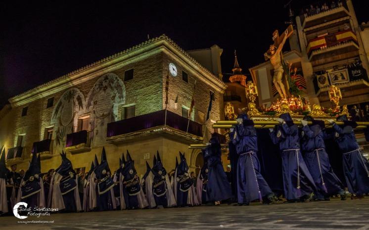 Semana Santa de Calanda 2017 - Foto Jordi Santacana