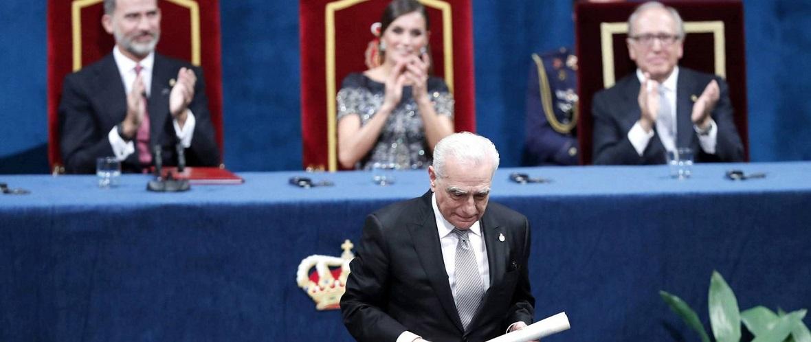 calandanazareno - Scorsese Premio Principe de Asturias - foto de El Pais