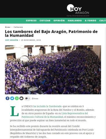 Hoy Aragón