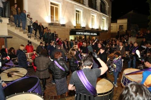 """Acto de Celebración de la declaración de la """"Tamborrada"""" de Calanda como Patrimonio Cultural Inmaterial por parte de la UNESCO"""
