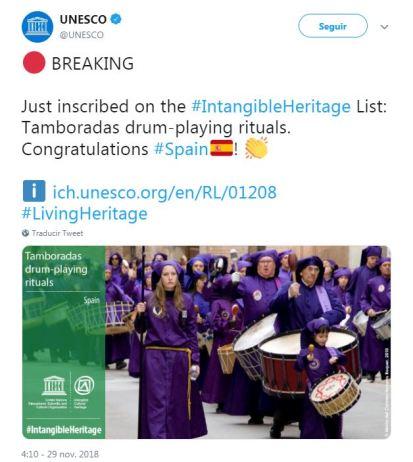 tweet Unesco Eng