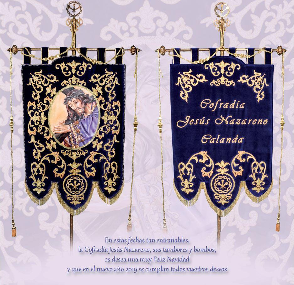 Cofradía Jesús Nazareno - Navidad 2018