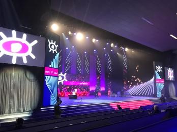 Ensayo General Gala de los XXIV Premios Forqué (Zaragoza, 11/01/2019)
