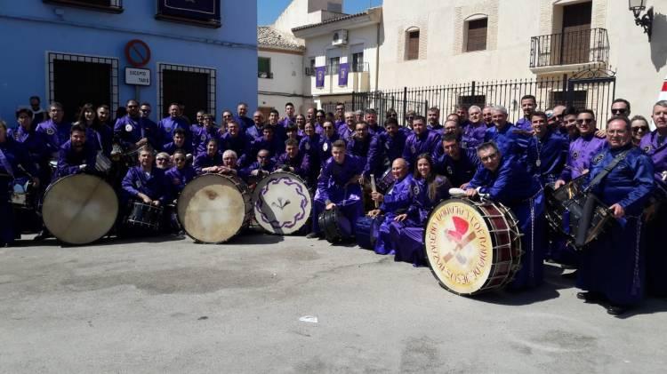 Representación de Calanda en Jornadas Nacionales Agramón 2019