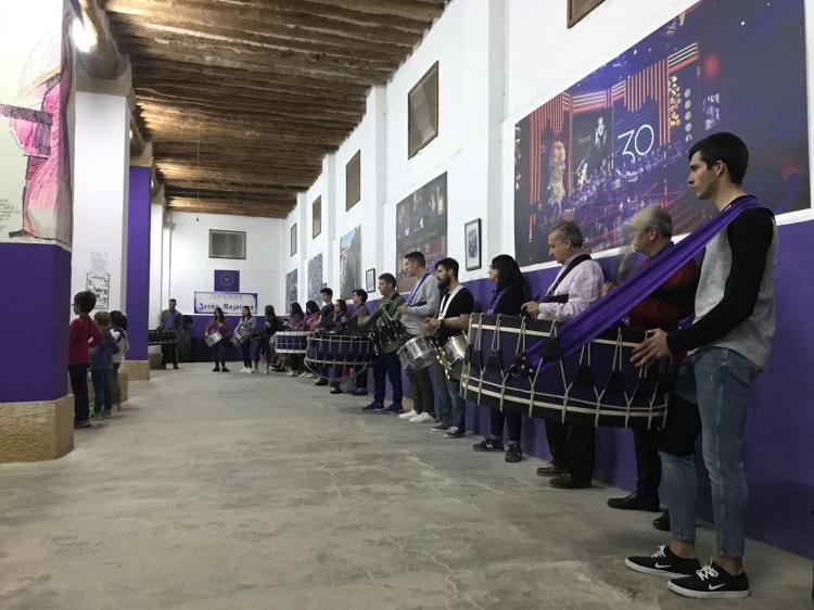 Cofradía Jesús Nazareno de Calanda - Ensayo 15-03-2019