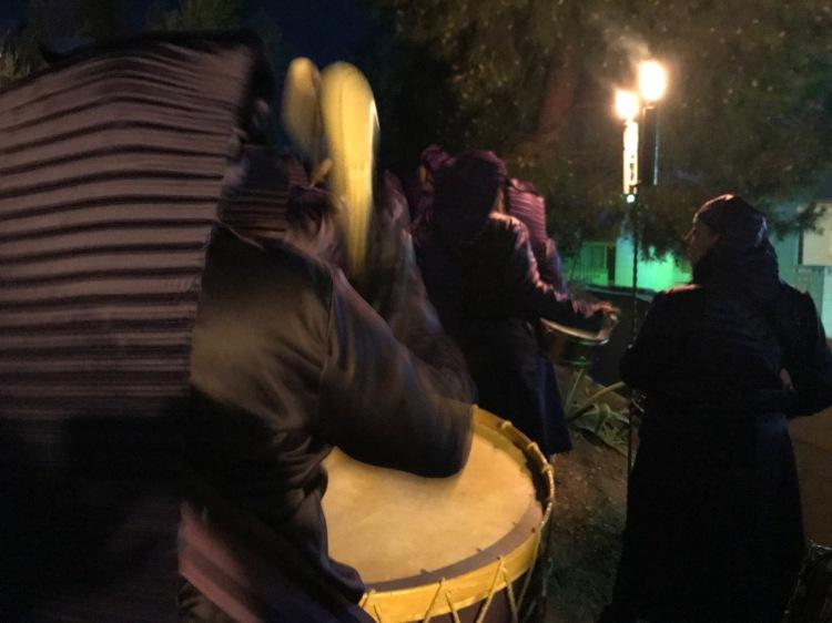 Vía Crucís al Calvario - Semana Santa Calanda 2018