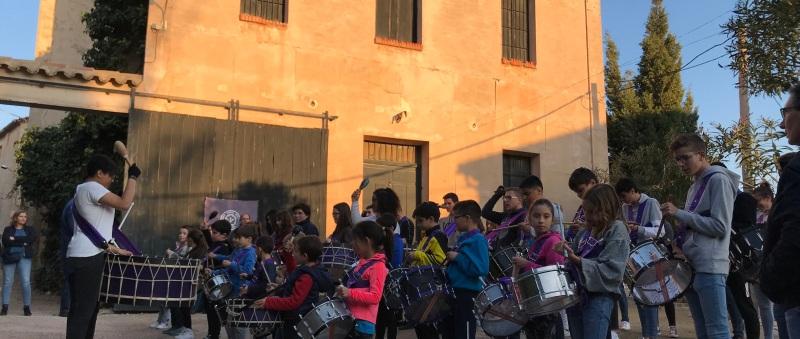 Ensayo Cofradía Jesús Nazareno Viernes 12/04/2019