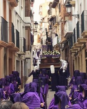 Cofradía Jesús Nazareno - Semana Santa de Calanda 2019