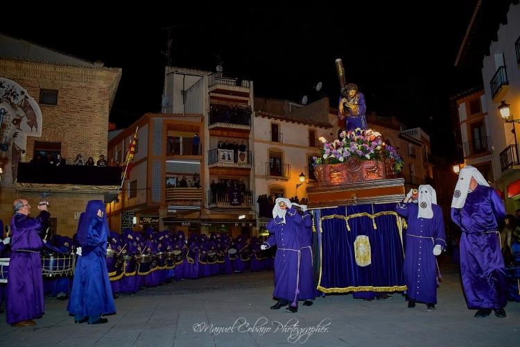 Semana Santa de Calanda 2012 (Foto de Manuel Cobano)