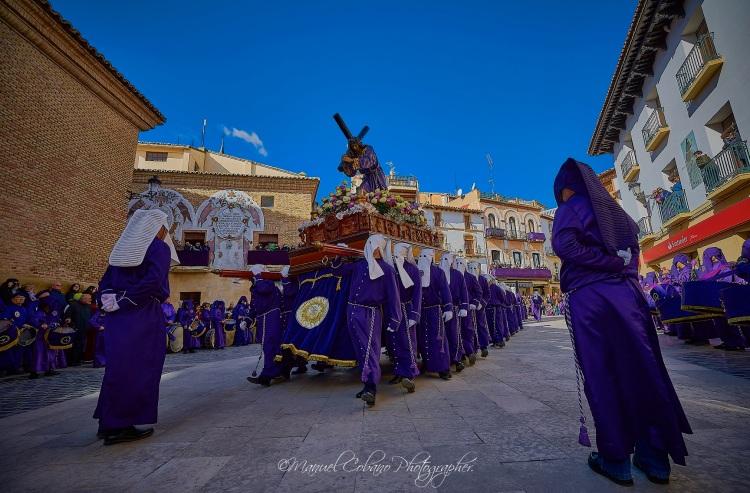 Semana Santa de Calanda 2018 (Foto de Manuel Cobano)