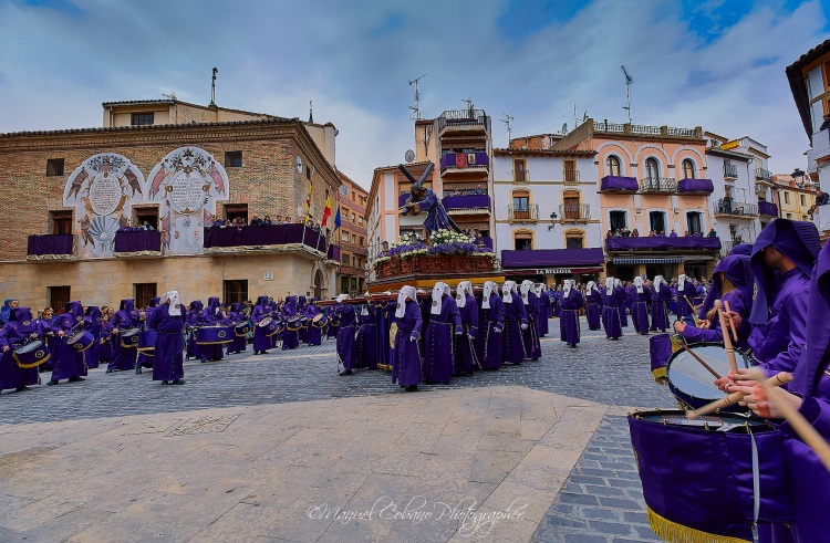 Semana Santa de Calanda 2019 (Foto de Manuel Cobano)